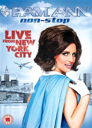 Pam Ann: Non Stop: Live from New York City Online DVD Rental