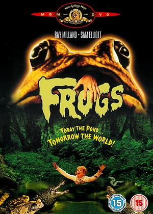 Rent Frogs Online DVD Rental