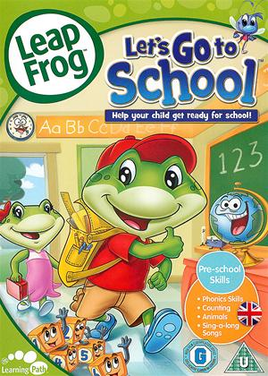 LeapFrog: Let's Go to School Online DVD Rental