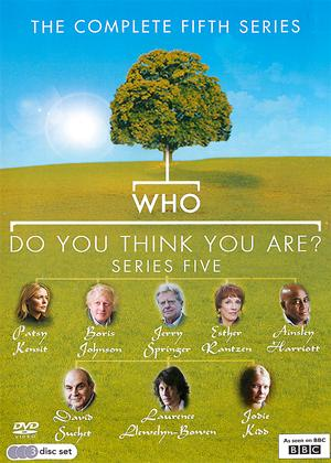 Who Do You Think You Are?: Series 5 Online DVD Rental