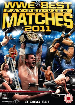 Rent WWE: The Best PPV Matches of 2011 Online DVD Rental
