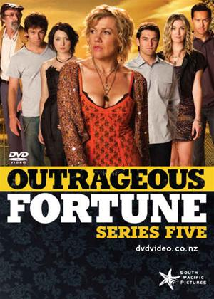Rent Outrageous Fortune: Series 5 Online DVD Rental