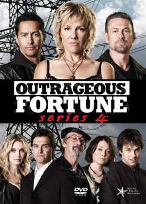Outrageous Fortune: Series 4 Online DVD Rental