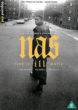 Nas: Time Is Illmatic Online DVD Rental