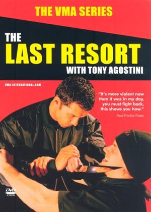 The Last Resort with Tony Agostini Online DVD Rental