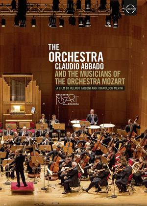 Rent The Orchestra: Claudio Abbado and the Musicians of the Orchestra Mozart Online DVD Rental