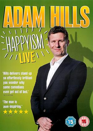 Rent Adam Hills: Happyism: Live Online DVD Rental
