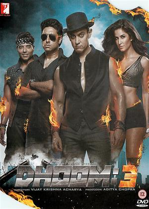 Dhoom 3 Online DVD Rental