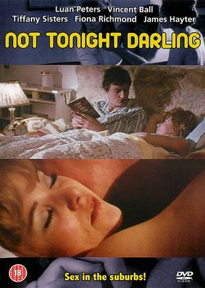 Rent Not Tonight Darling Online DVD Rental