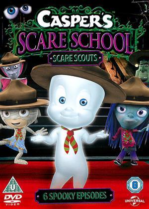 Casper's Scare School: Scare Scouts Online DVD Rental