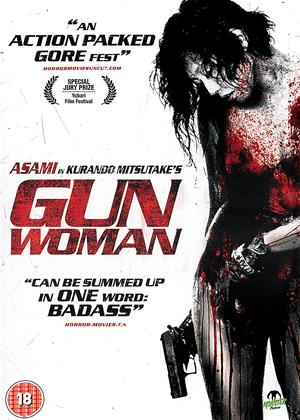 Rent Gun Woman (aka Nyotaiju Gun Woman) Online DVD Rental