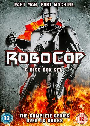 RoboCop: The Complete Series Online DVD Rental