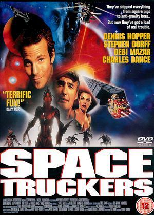 Space Truckers Online DVD Rental