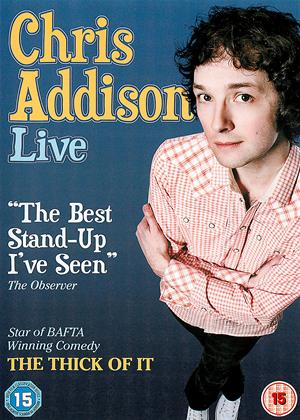 Rent Chris Addison: Live Online DVD Rental