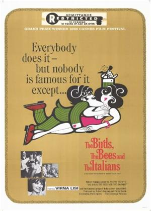 Rent The Birds, the Bees and the Italians (aka Signore And Signori) Online DVD Rental