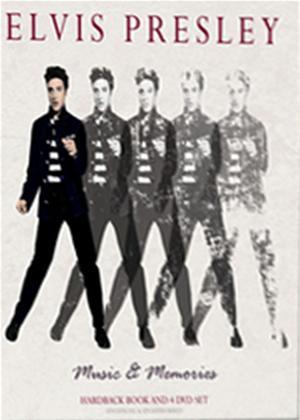 Rent Elvis Presley: Music and Memories Online DVD Rental