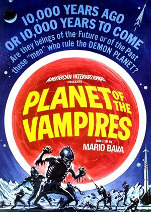 Planet of the Vampires Online DVD Rental