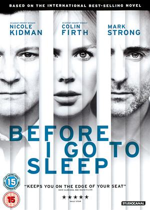 Before I Go to Sleep Online DVD Rental