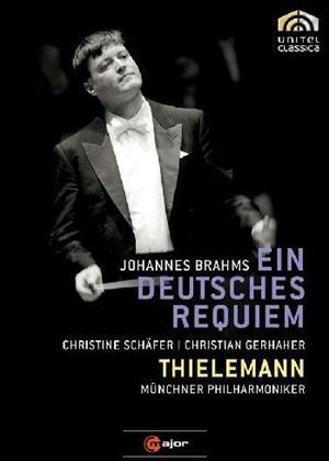 Rent Brahms: Ein Deutsches Requiem (Thielemann) Online DVD Rental