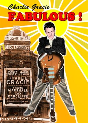 Rent Charlie Gracie: Fabulous! Online DVD Rental