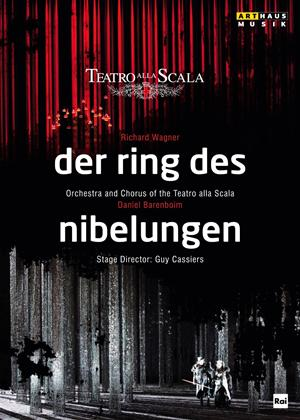 Rent Der Ring Des Nibelungen: Teatro Alla Scala (Barenboim) Online DVD Rental