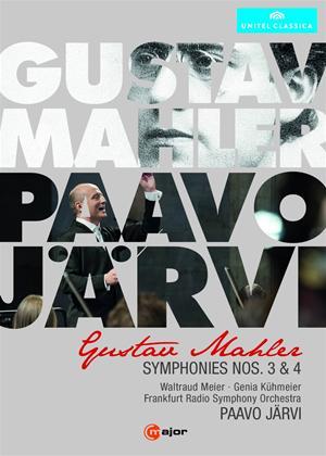 Rent Mahler: Symphonies Nos. 3 and 4 Online DVD Rental