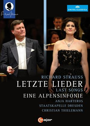 Rent Richard Strauss: Last Songs / An Alpine Symphony Online DVD Rental