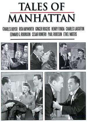 Rent Tales of Manhattan Online DVD Rental