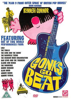 Gonks Go Beat Online DVD Rental