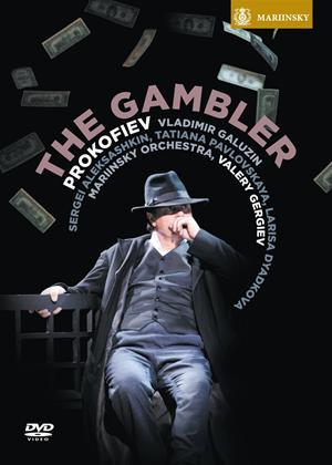 Rent The Gambler: Mariinsky Theatre (Gergiev) Online DVD Rental