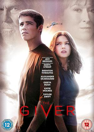 The Giver Online DVD Rental