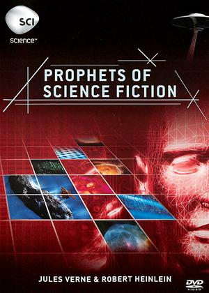 Prophets of Science Fiction: Jules Verne and Robert Heinlein Online DVD Rental