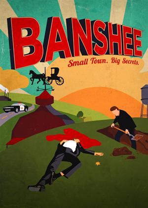 Banshee Online DVD Rental