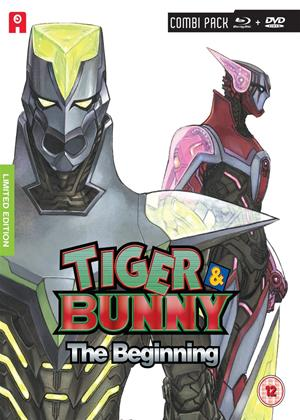 Rent Tiger and Bunny: The Beginning Online DVD Rental