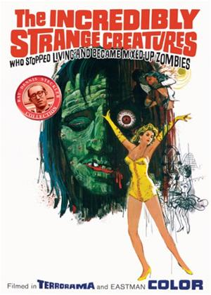 The Incredibly Strange Creatures Who Stopped Living and Became Mixed-Up Zombies!!? Online DVD Rental