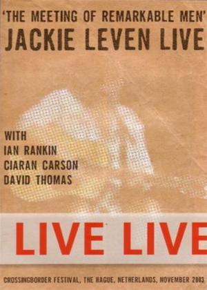 Rent Jackie Leven Live: The Meeting of Remarkable Men Online DVD Rental