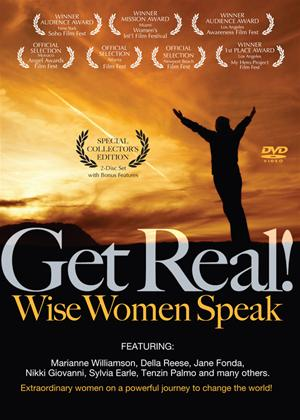 Get Real! Wise Women Speak Online DVD Rental