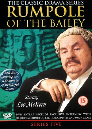 Rumpole of the Bailey: Series 5 Online DVD Rental