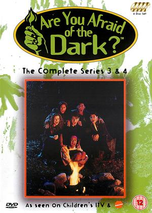 Rent Are You Afraid of the Dark?: Series 3 and 4 Online DVD Rental