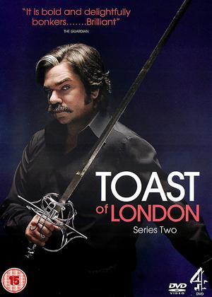 Toast of London: Series 2 Online DVD Rental