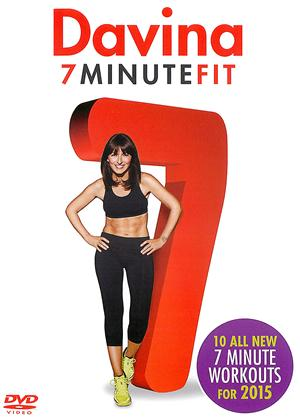 Davina: 7 Minute Fit Online DVD Rental