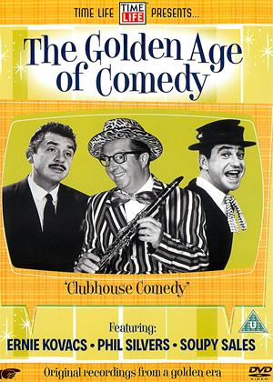 The Golden Age of Comedy: Clubhouse Comedy Online DVD Rental