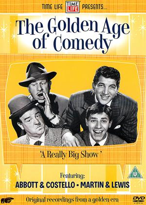 The Golden Age of Comedy: A Really Big Show Online DVD Rental