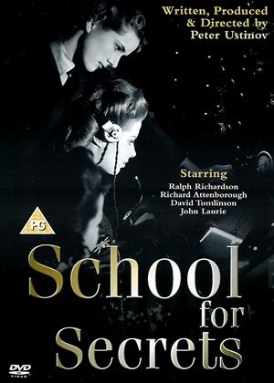 School for Secrets Online DVD Rental
