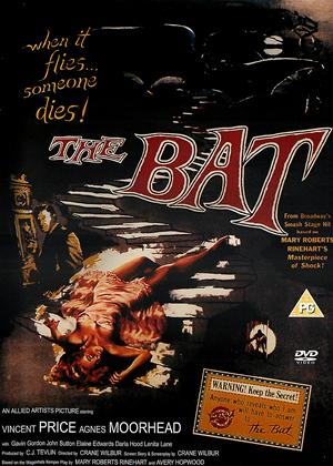 The Bat Online DVD Rental