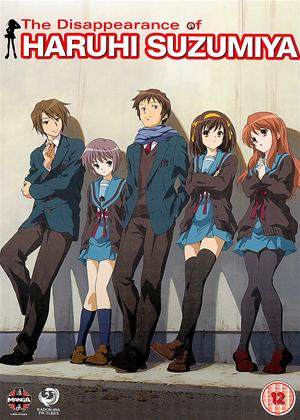 The Disappearance of Haruhi Suzumiya Online DVD Rental