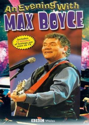 Rent Max Boyce: An Evening With Online DVD Rental