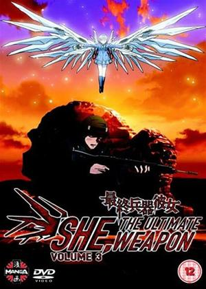 Rent She, the Ultimate Weapon: Vol.3 Online DVD Rental