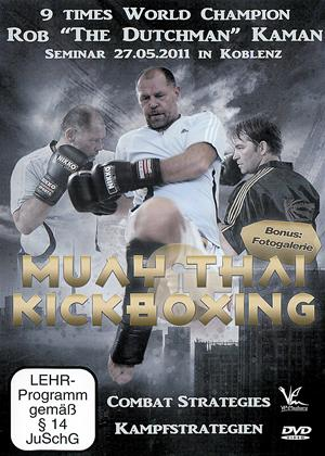 Muay Thai and Kickboxing: Combat Strategies Online DVD Rental