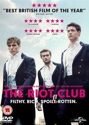 The Riot Club Online DVD Rental